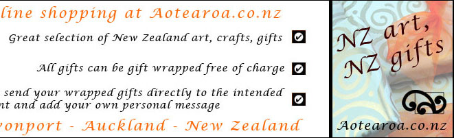 Aotearoa.co.nz - Devonport - Auckland - New Zealand. Devonport gifts. Devonport online gifts. Devonport online gift shop - Aotearoa.co.nz